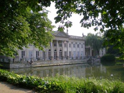 Parc Lazienki 4