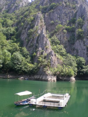 Skopje - Canyon Matka 2
