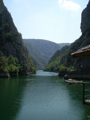 Skopje - Canyon Matka
