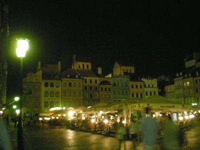 Warszawa 3 - vieille ville