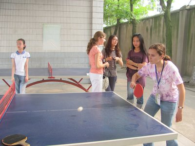 What would China be without ping pong?