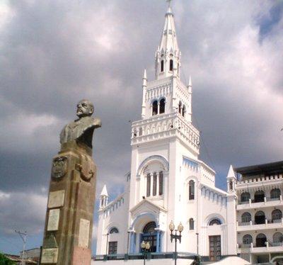 Montecristi Church