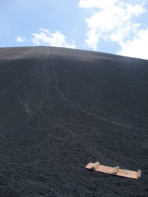 El Cerro Negro