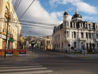 Valparaíso City Centre