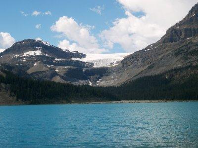 Bow Glacier Falls, Banff National Park