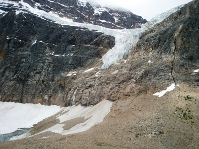 Angel Glacier, Glacier Loop Trail, Jasper National Park