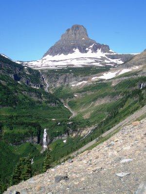 Er det ikke bar flot!, Glacier National Park