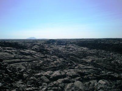 Øde landskab, Craters of the Moon National Monument