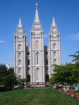 Templet, Salt Lake City, Utah