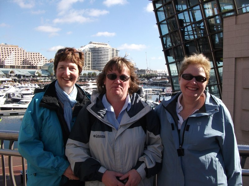 Train, Ferrying and Busing Sydney