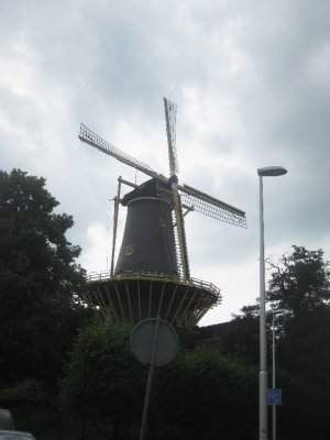 At last - a windmill
