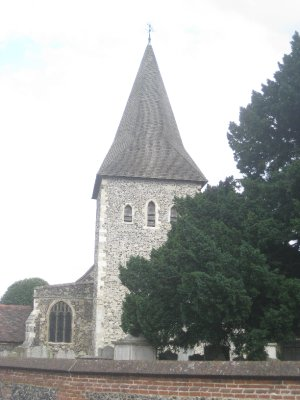 Swanscombe Church