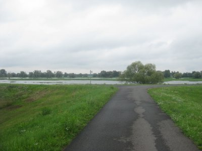First glimpse of Poland