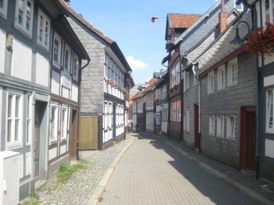 Goslar street