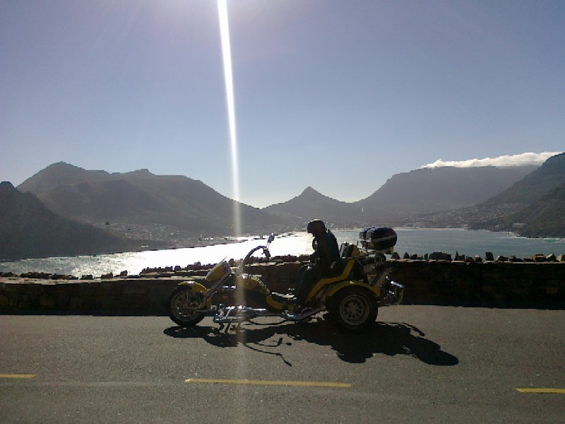 Hout Bay from Chapman's Peak Drive