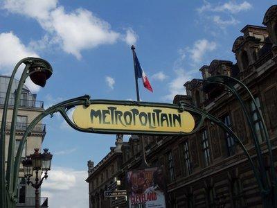 Metro Palais Royal