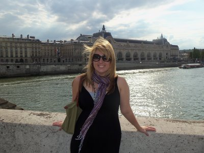 Ashlee at the Musee d'Orsay