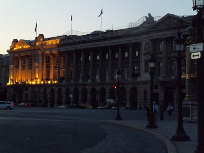Hotel Crillon- the hotel of my dreams