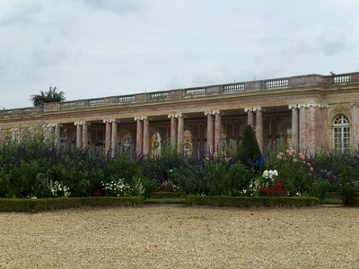 From the gardens of the Grand Trianon