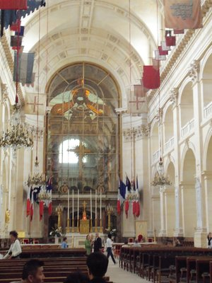 Chapel at Les Invalides