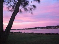 Sunrise at Batemans Bay, NSW South Coast, Australia