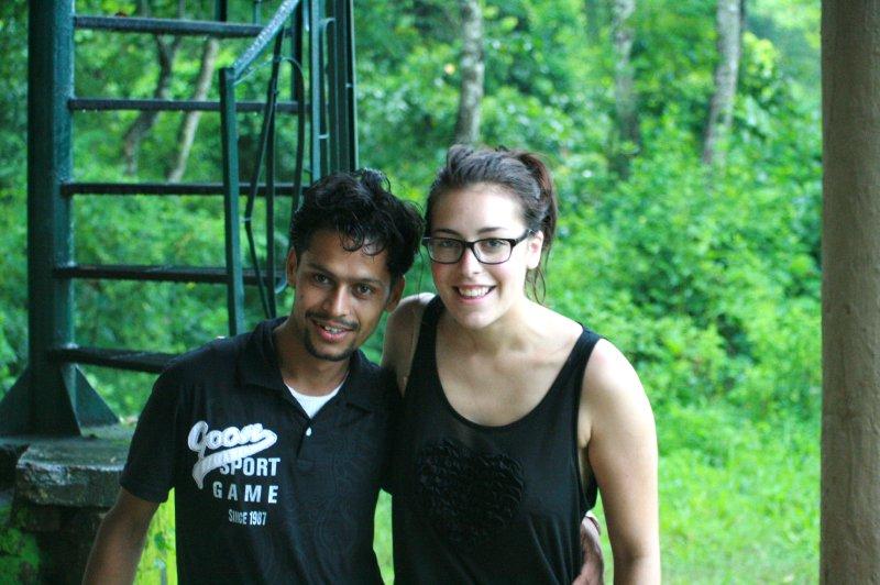 Chitwan National Park, Goodbye Shiba.