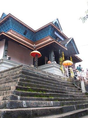 Parthasuraty temple