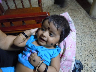 Shankar's baby