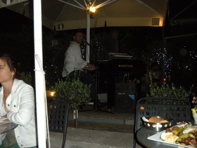 Piano Bar in Athens