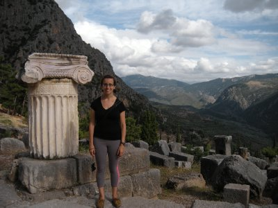 Ancient Delphi!