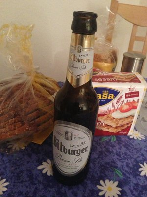Bitburger!