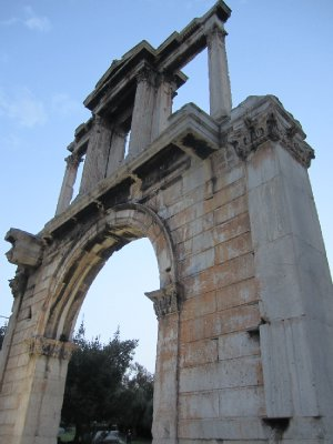 Hadrian&#39;s Arch