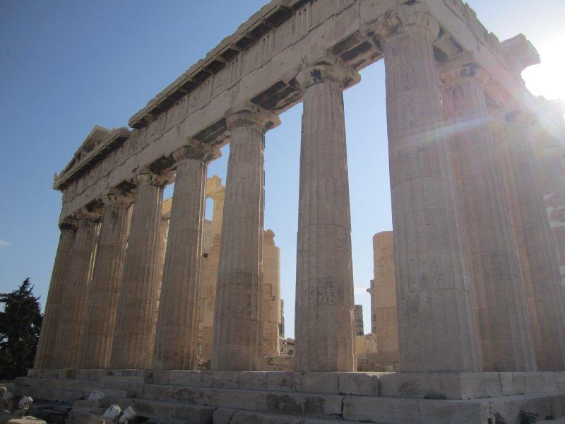 Parthenon!