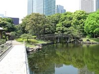 Garden in Tokyo