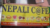 Nepali cafe