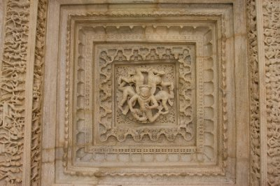 Jain temple in Ranakpur