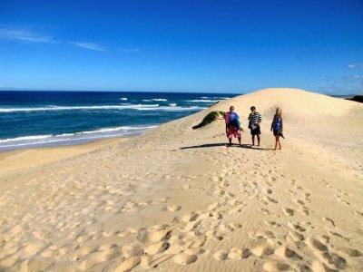 Sardinia Bay Sand Dunes