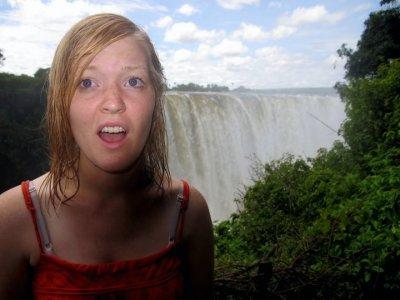Victoria Falls and I