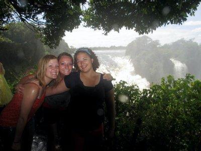 Victoria Falls!