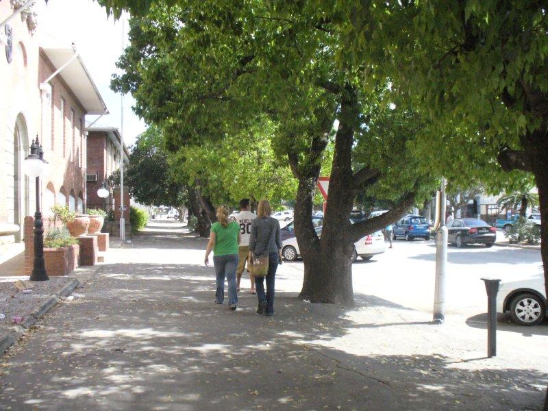 Grahamstown Street