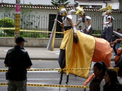 Parade Calle Jimenez