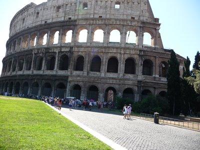 Rome - The Colloseum