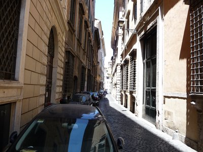 The Streets of Rome