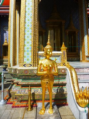 Grand Palace and Emerald Buddha Temple