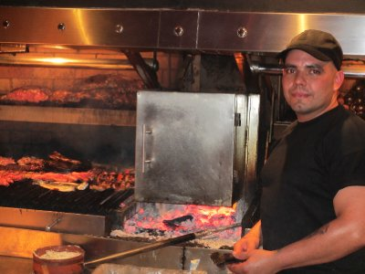 Parrilla at La Cholita
