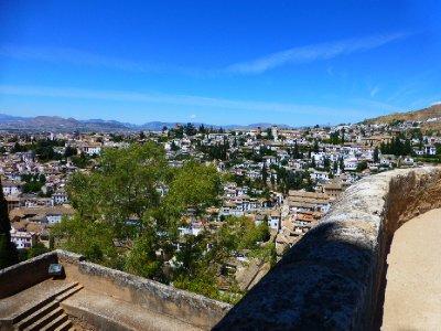 Granada Skyline