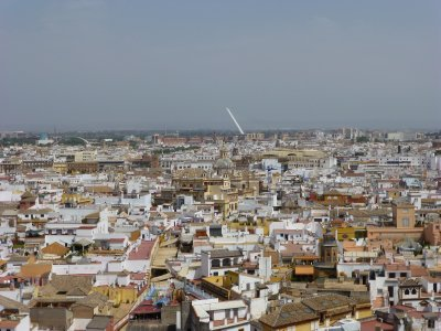 View of Seville
