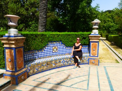 Real Alcazar Gardens