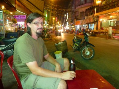 Enjoying the Chaos in Saigon