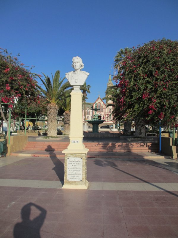 Square in Arica